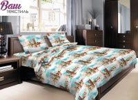Комплект постельного белья Zastelli 6112-174735 Башня хлопок