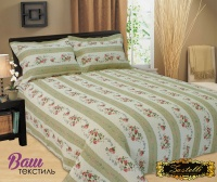 Bedspread Zastelli 3688 cotton