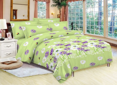 Bed linen set Zastelli 11616 Seersucker фото 2