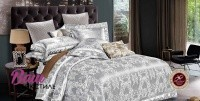 Bed linen set Word of Dream JQ37 Jacquard