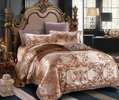Bed linen set Word of Dream JQ41 Jacquard фото 2
