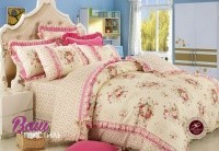 Bed linen set Word of Dream HB046 Sateen with frill