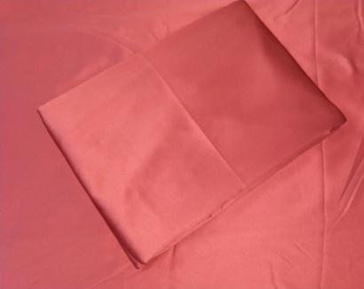 Постільна білизна Zastelli Burgundy шовк червоний фото 5