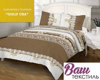 Комплект постельного белья Zastelli 10 Бантики бязь Gold USA