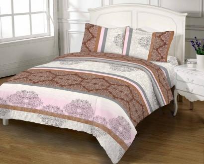 Комплект постельного белья Zastelli 1210 Азулежу бязь Gold USA фото 2