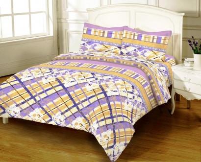 Комплект постельного белья Zastelli 13533 Переплетение бязь Gold USA фото 3