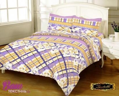Комплект постельного белья Zastelli 13533 Переплетение бязь Gold USA фото