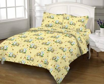 Bed linen set Zastelli 8815 Calico Gold USA фото 3