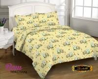Bed linen set Zastelli 8815 Calico Gold USA