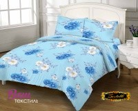 Bed linen set Zastelli 8252 Calico Gold USA фото