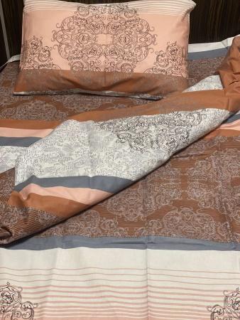 Постельное белье Zastelli 1210 Азулежу бязь Премиум фото 7