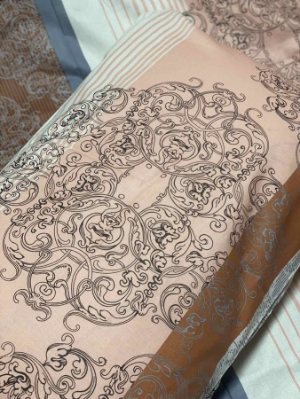 Постельное белье Zastelli 1210 Азулежу бязь Премиум фото 6
