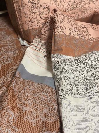 Постельное белье Zastelli 1210 Азулежу бязь Премиум фото 5