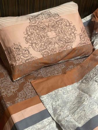 Постельное белье Zastelli 1210 Азулежу бязь Премиум фото 3