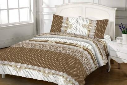 Bed linen set Zastelli 10 Calico Premium фото 2