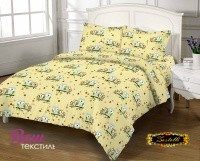 Bed linen set Zastelli 8815 Calico Premium фото