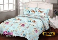 Bed linen set Zastelli Butterfly Calico Premium фото
