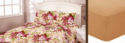 Bed linen set Zastelli 7253 фото 2
