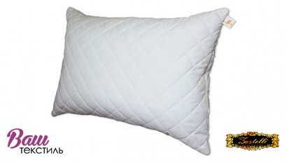 Quilted down pillow ZASTELLI with zipper Ostrich фото 3