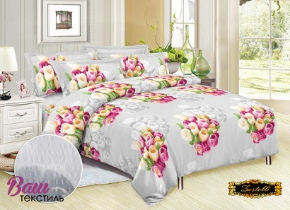 Bed linen set Zastelli 142137 Seersucker фото