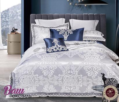 Постельное белье Word of Dream Снежный FSM406 Жаккард белый  фото