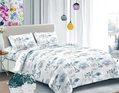 Bed linen set Zastelli 12369 Seersucker фото 2