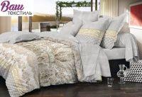 Комплект дизайнерского постельного белья Word of Dream B6 Восточные мотивы Сатин
