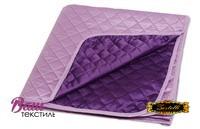 Silk Bedspread ZASTELLI Violet фото