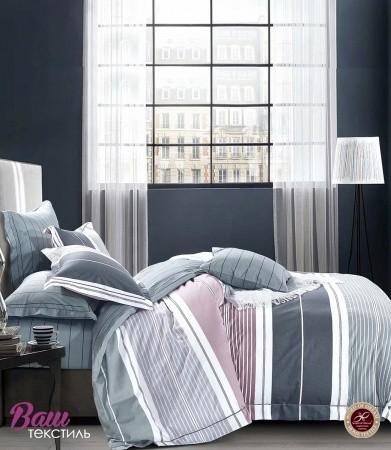Дизайнерское постельное белье Премиум сатин Word of Dream JYBY 112 Веселая Зебра фото
