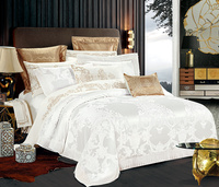 Bed linen set Word of Dream FSM520 Jacquard with embroidery