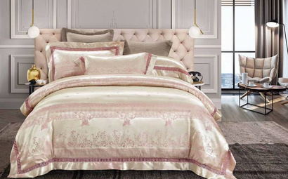 Bed linen set Word of Dream JQ15 Jacquard  фото 5