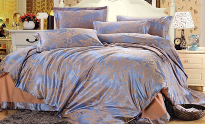 Bed linen set Word of Dream JQ16 Jacquard  фото 4