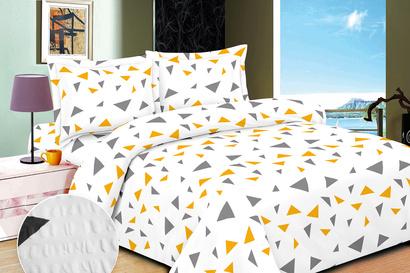 Bed linen set Zastelli 738-2 seersucker фото 2