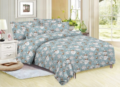 Bed linen set Zastelli 11480 seersucker фото 2