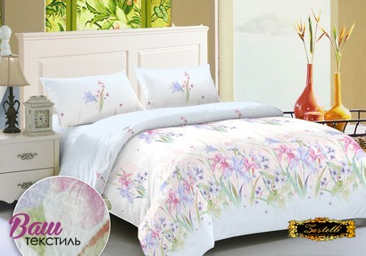 Bed linen set Zastelli 17078 seersucker фото