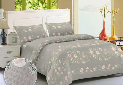 Bed linen set Zastelli 17616 seersucker фото 2