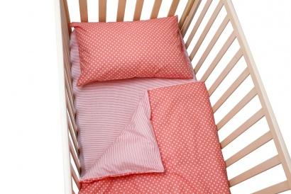 Хлопковое детское постельное белье Zastelli 137+139 фото 3