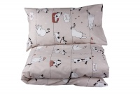 Хлопковое детское постельное белье Zastelli 229