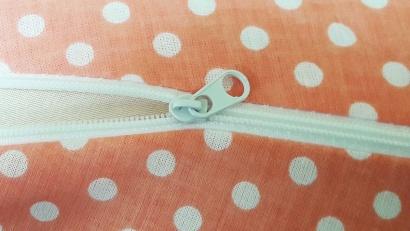 Подушка для беременных и кормящих банан ZASTELLI со съемным хлопковым чехлом фото 3