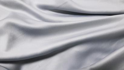 Постільна білизна Zastelli Gainsboro шовк сiрий фото 5