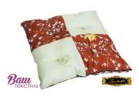 Подушка для стула на завязках Ваш Текстиль Калейдоскоп