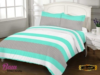 Bed linen set Zastelli Carl Cotton poplin фото
