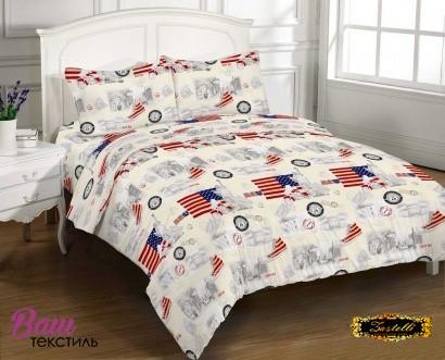 Bed linen set Zastelli 7282-1 Cotton фото