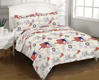 Bed linen set Zastelli 7282-1 Cotton фото 2