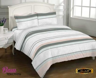 Bed linen set Zastelli 2847 Grey Cotton фото