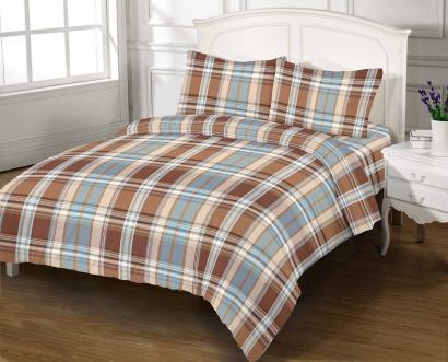 Bed linen set Zastelli 7544 Calico Gold USA фото 4