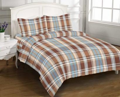 Bed linen set Zastelli 7544 Calico Gold USA фото 2