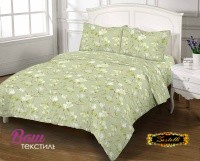 Bed linen set Zastelli 12094 Cotton Gold USA фото