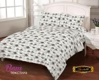 Комплект постельного белья Zastelli 4705 бязь Gold USA