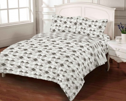 Bed linen set Zastelli 4705 Cotton Gold USA фото 2